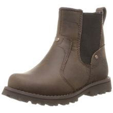 Timberland Asphalt Trail Jungen Chelsea Boots, Braun (Braun), 32