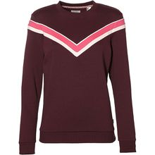 O'NEILL Sweatshirt LW COLOUR BLOCK Sweatshirts weiß Damen