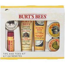 Burt's Bees Pflege Körper Tips & Toes Kit Geschenkset 1 Stk.