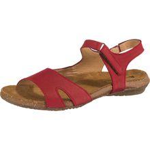 EL NATURALISTA WAKATAUA Klassische Sandalen rot Damen