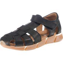 bisgaard Kinder Sandalen schwarz