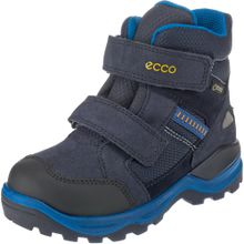 ECCO Winterstiefel Gore-Tex für Jungen blau