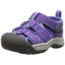 Keen Unisex-Kinder Newport H2 Durchgängies Plateau Sandalen, Violett (Purple Heart/Periwinkle), 38 EU