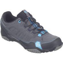 Scott - Sport Crus-r Damen Mountainbikeschuh (grau/blau) - EU 39 - US 7,5