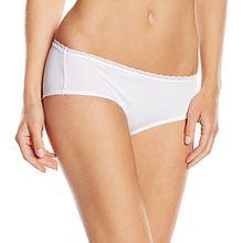 Triumph Damen Hipster Ess Fine Lace Hip, Gr. 44, Weiß (WHITE 03)