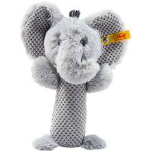 Ellie Elefant Rassel, grau