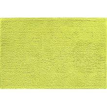 GRUND Badteppich 100% Baumwolle, ultra soft, rutschfest, ÖKO-TEX-zertifiziert, 5 Jahre Garantie, MANHATTAN, Badematte 80x140 cm, grün