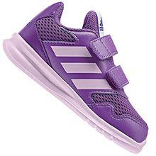 adidas Unisex Baby AltaRun Cloudfoam Sneaker, Violett (Raypur/Aerpnk/Reapur), 24 EU
