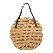VERO MODA Tasche 'Strawa Bag' braun