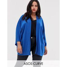 ASOS DESIGN Curve - Kimono - Transparent