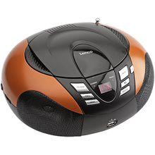 Lenco SCD-37 USB orange schwarz-kombi