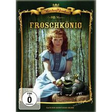 DVD »Der Froschkönig«