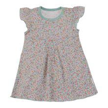 STERNTALER Kleid pastellgrün / mischfarben