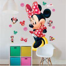 Walltastic Wandsticker Disney Minnie Mouse XXL
