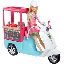 "Barbie ""Cooking & Baking"" Snack-Roller"