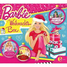 CD Barbie - Weihnachts-Box (3 CD's) Hörbuch