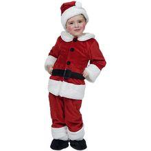 Kostüm Weihnachtsmann, 5-tlg.