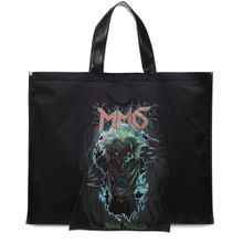 Tote Monster aus Canvas