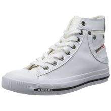 Diesel MAGNETE EXPOSURE IV W Y00638PR052, Damen Sneaker, Weiß (White T1003), EU 40