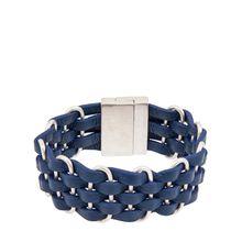 SENCE Copenhagen Armband in blau für Damen