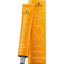 Schwarzkopf Professional Haarfarben Igora Royal Fashion Lights Highlight Color Creme L 44 Beige Extra 60 ml