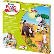 FIMO kids Form & Play Savanne