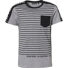 T-Shirt  grau Jungen Kinder