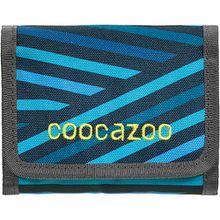 Geldbörse CashDash Zebra Stripe, Blue (Kollektion 2020) blau Jungen Kinder