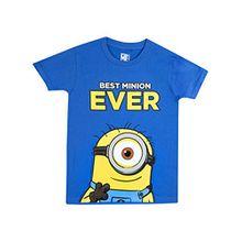 Minions Ich - Einfach unverbesserlich Jungen Despicable Me Minions T-Shirt 128