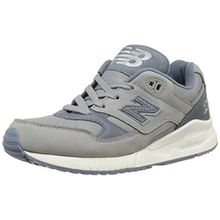 New Balance Damen 530 Sneakers, Grau (Grey), 40.5 EU