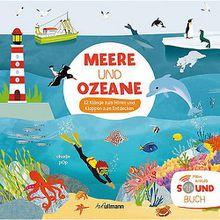 Mein erstes Soundbuch: Meere und Ozeane, Soundbuch mit Geräuschen