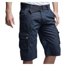 SUBLEVEL Chinoshorts 60315 Shorts blau Herren