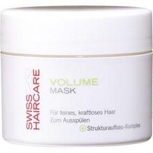 Swiss Haircare Pflege Haarpflege Volume Mask 150 ml