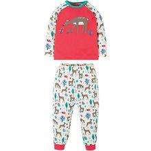 Baby Schlafanzug STARGAZE , Organic Cotton pink Mädchen Baby