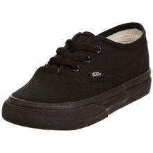 Vans K AUTHENTIC (WASHED) STARS/, Unisex-Kinder Sneaker, Schwarz (Blk/Blk ENR), 30 EU