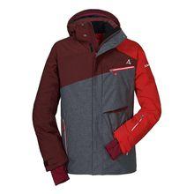 Schöffel Jacke Ski Jacket Helsinki1 Outdoorjacken rot Herren