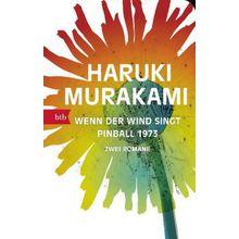 Buch - Wenn der Wind singt / Pinball 1973