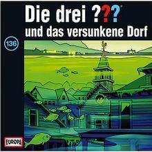 CD Die Drei ??? 136 - und das versunkene Dorf Hörbuch
