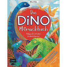Buch - Das DINO-Mitmachbuch: Vollgepackt mit Fakten kleine Experten  Kinder