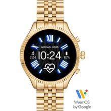 MICHAEL KORS ACCESS LEXINGTON 2, MKT5078 Smartwatch (1,19 Zoll, Wear OS by Google, mit individuell einstellbarem Zifferblatt)