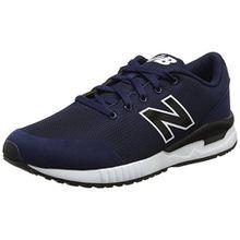 New Balance Unisex-Kinder Kl005v1y Sneaker, Blau (Navy/Black), 37 EU