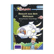 Buch - Leserabe, 2. Lesestufe: Besuch aus dem Weltraum