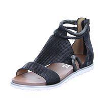 Mjus 255073 0601 - Damen Schuhe Sandaletten - 6002-nero, Größe:40 EU