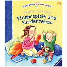 Buch - Meine erste Kinderbibliothek: Meine ersten Fingerspiele und Kinderreime
