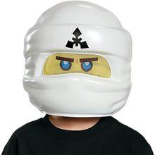 Maske LEGO Ninjago Movie Zane Jungen Kinder