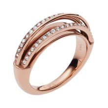 Emporio Armani Ring rosegold