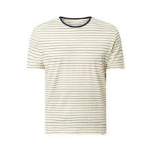 T-Shirt mit Streifenmuster Modell 'Trinn'