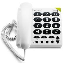 Doro Telefon »PhoneEasy 311c, Weiß«