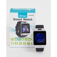 Challenger - Elegante, silberfarbene Herren-Smartwatch - Silber