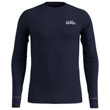 Odlo - BL Top Crew Neck L/S Active Warm Originals - Skiunterwäsche Gr L;M;S;XL;XXL schwarz;grau/schwarz